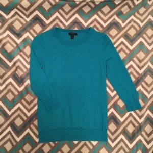 J. Crew 3/4 Sleeve Sweater